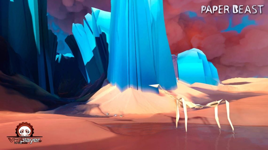 Paper Beast - PSVR PlayStation VR - -VR4player.fr