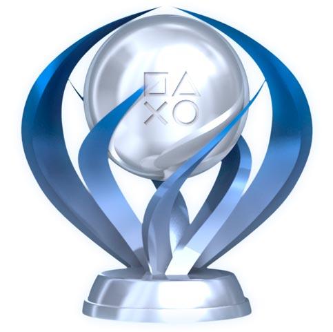 Trophée PlayStation Platinium