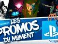 Promos de Noël sur le PlayStation store