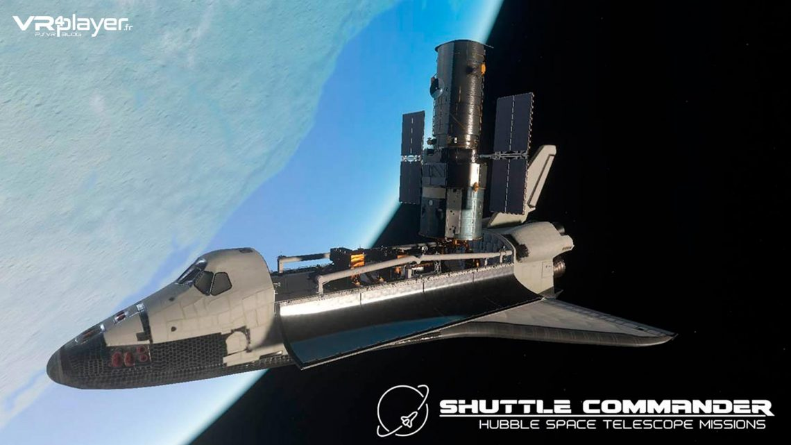 Shuttle Commander Hubble Space Telescope Missions PSVR PlayStation VR VR4player