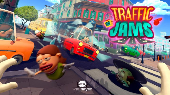 Traffic Jams PSVR PlayStation VR VR4Player