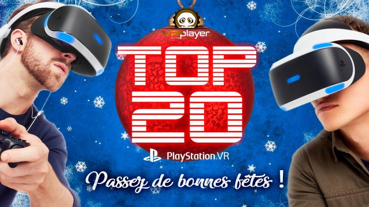 TOP 20 PSVR PlayStation VR 2020 VR4player
