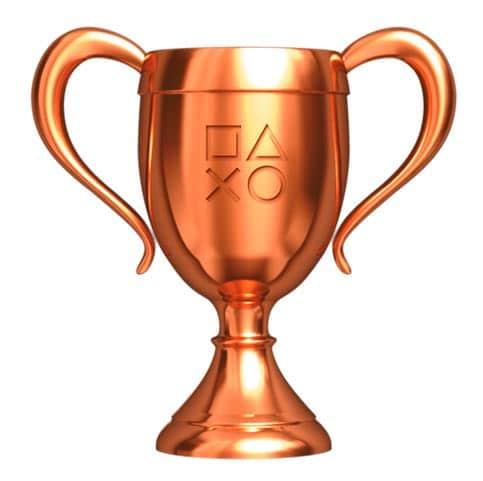 Trophée PlayStation BRONZE