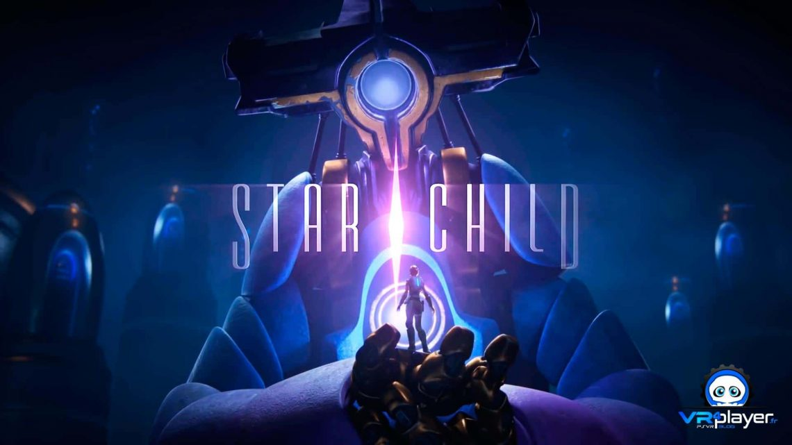 Starchild Star Child PSVR PlayStation VR VR4Player VR