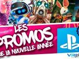PlayStation VR PSVR Promo 2020 fin d'année