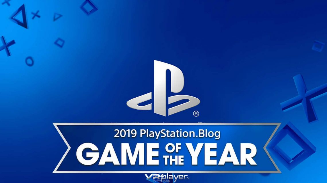 Game of the Year 2019 ; PlayStation ; PSVR