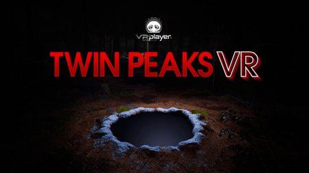 Twin Peaks VR PlayStation VR PSVR VR4Player