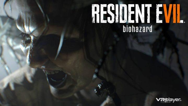 Resident Evil 7 PlayStation VR