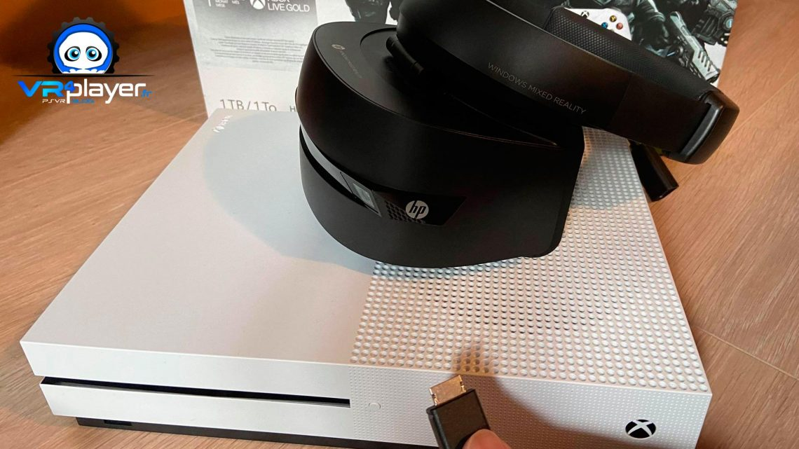 Xbox One Windows Mixed Reality WMR VR4Player