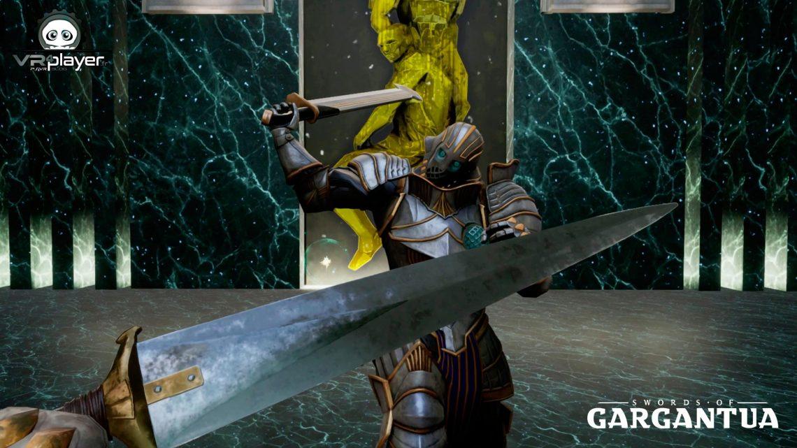 SWORDS of GARGANTUA PSVR PlayStation VR VR4Player