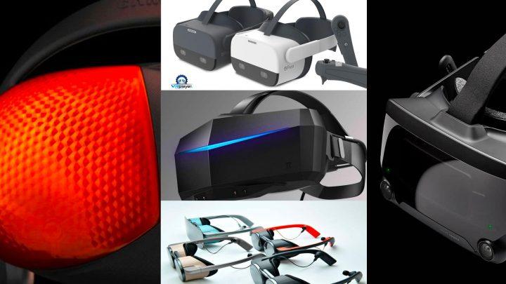 Casques VR 2020 des acteurs actifs pour la VR