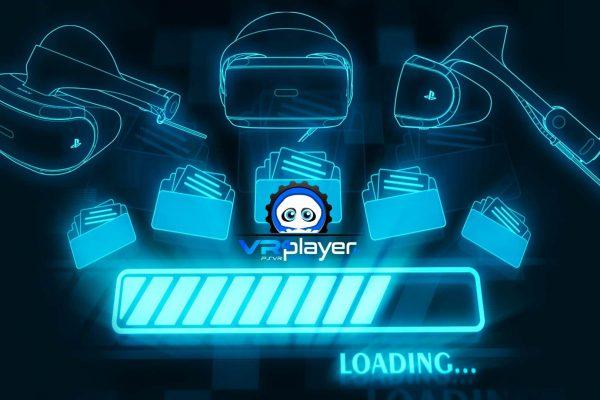 PSVR PlayStation VR Download Téléchargement VR4Player