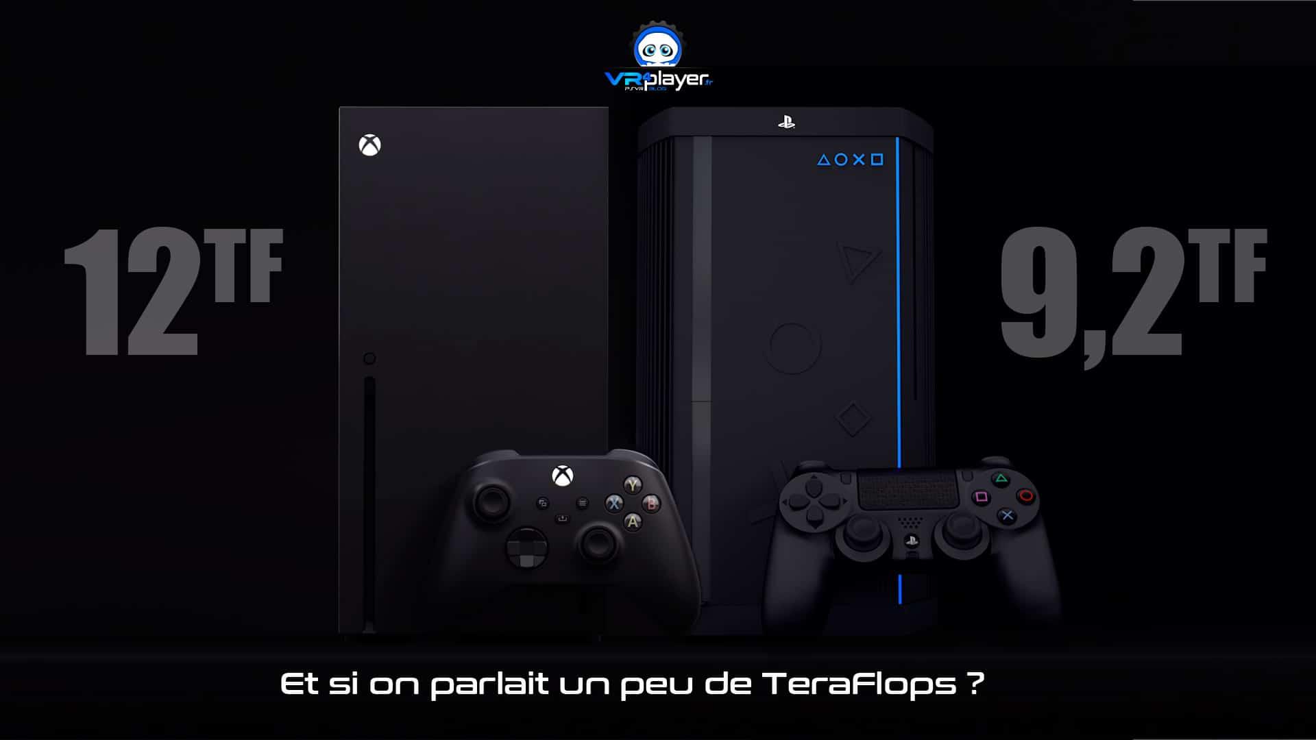 Xbox One Series X Teraflops
