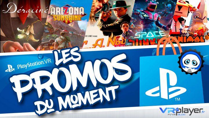 Promos PlayStation Store (janvier-février) PSVR - VR4player.fr