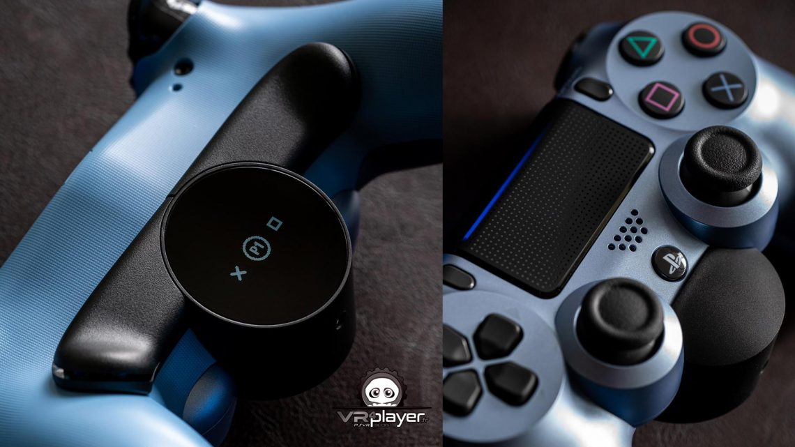 DualShock 4, Module boutons PS5 VR4Player