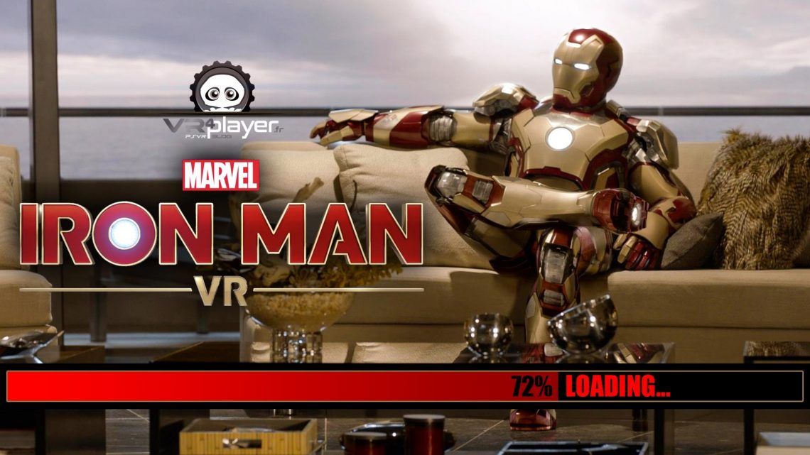 Iron Man VR PlayStation VR PSVR Retard VR4Player