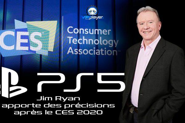 Jim Ryan PSVR PS5 PS4 CES 2020 Interview VR4player