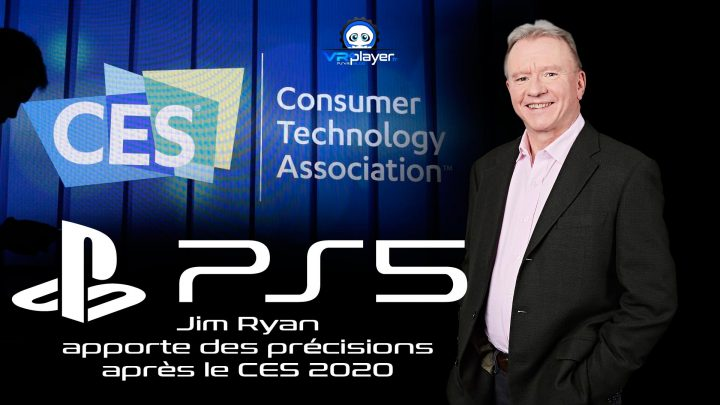 Jim Ryan PSVR PS5 PS4 CES 2020 Interview VR4player