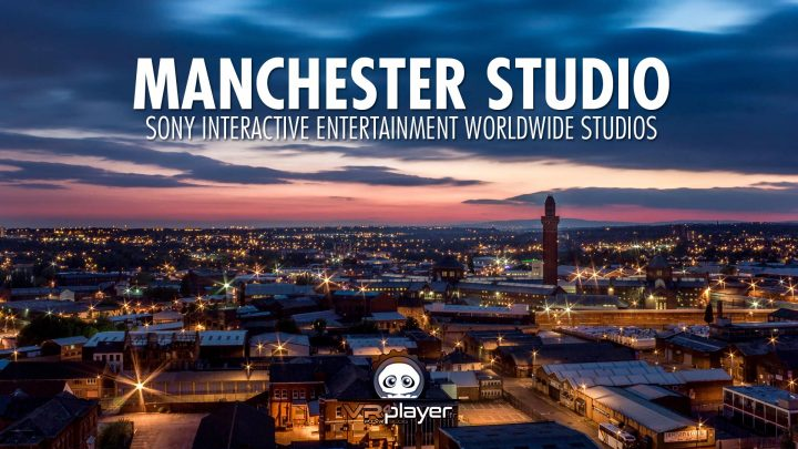 Manchester Studio Sony PSVR PlayStation VR VR4Player