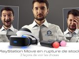 PlayStation Move, PSVR, DualShock 5, PS5, PlayStation 5 VR4Player