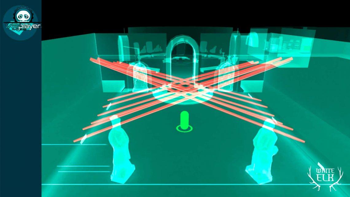 COVERT White Elk Studio PlayStation VR PSVR VR4Player