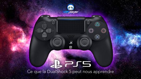DualShock 5, PlayStation 5, PS5, Analyse, VR4Player