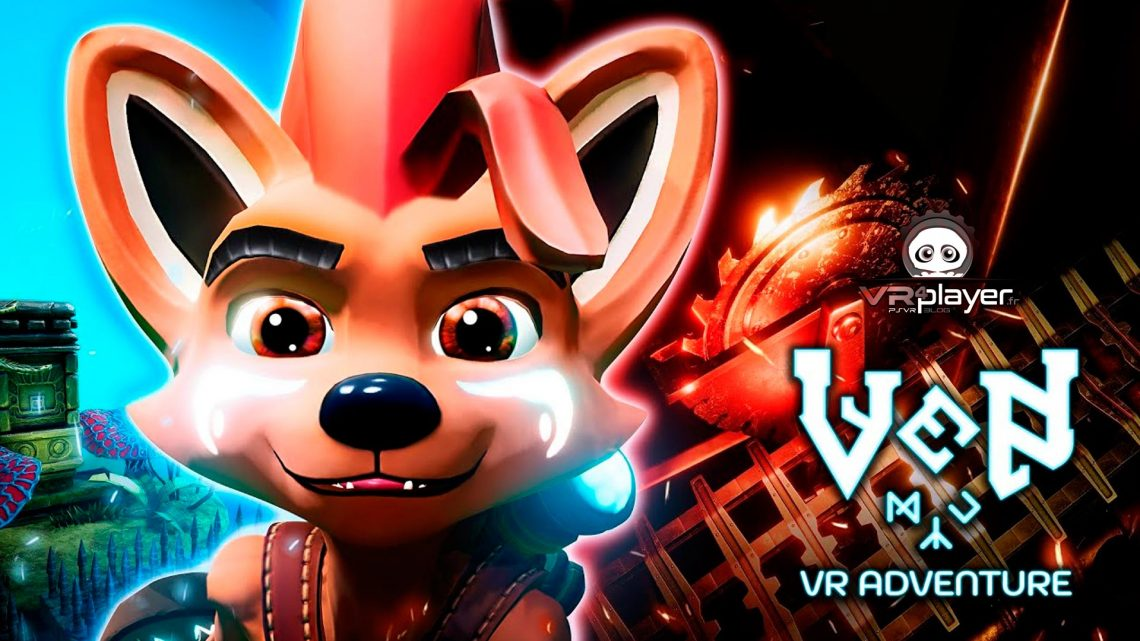 Ven VR Adventure PlayStation VR PSVR VR4Player