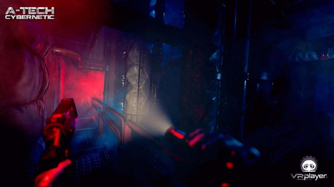 A-Tech Cybernetic PlayStation VR PSVR VR4Player