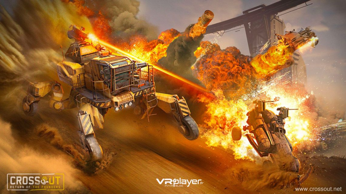Crossout - PS4 - PC - Xbox