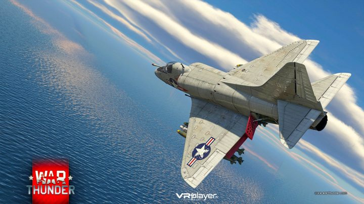 War Thunder - PS4 - VR4player.fr