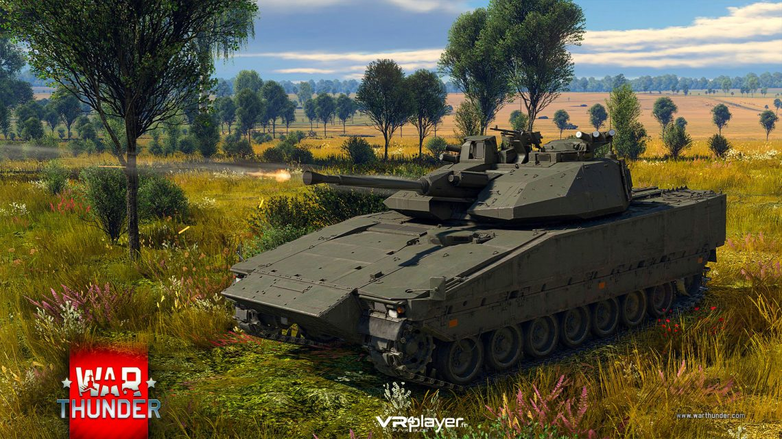 War Thunder - PS4 - VR4player.fr