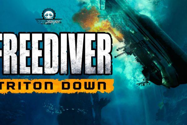 Freediver : Triton Down PSVR PlayStation VR VR4Player