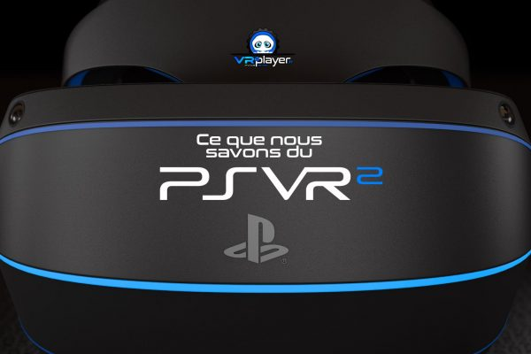 PSVR2 PlayStation VR 2 PSVR 2 Concept PS5 VR4player