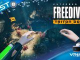 Freediver Triton Down Test Review PlayStation VR PSVR