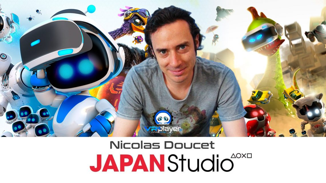 Japan Studio - Nicolas Doucet VR4player