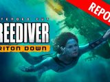 Freediver Triton Down