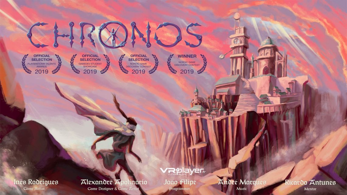 Chronos - PS4 - Xbox - Switch