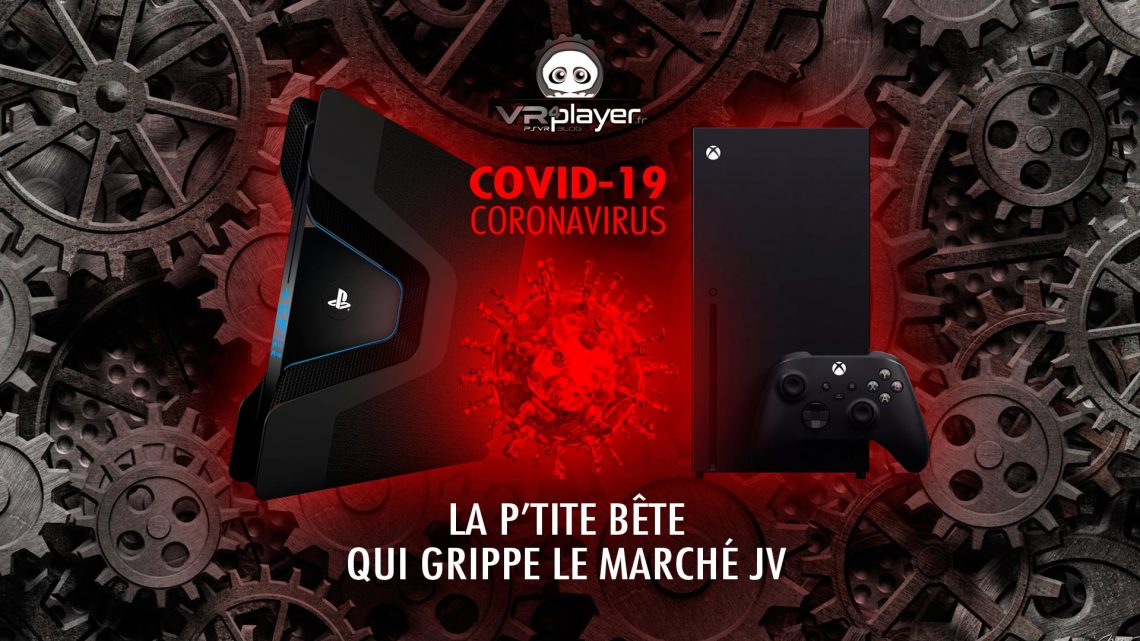 Covid-19 Xbox Series X PlayStation 5 PS5