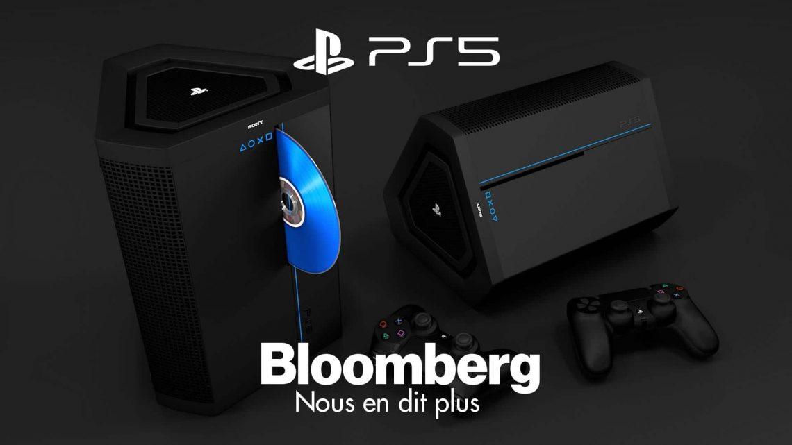 PS5, PlayStation 5, Bloomberg, PSVR 2, PlayStation VR 2