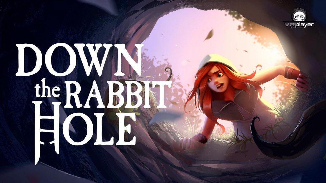 Down The Rabbit Hole PSVR PlayStation VR