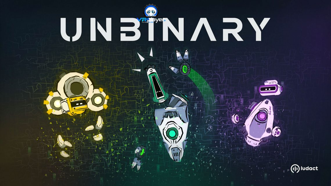 Unbinary - PSVR - VR4player.fr