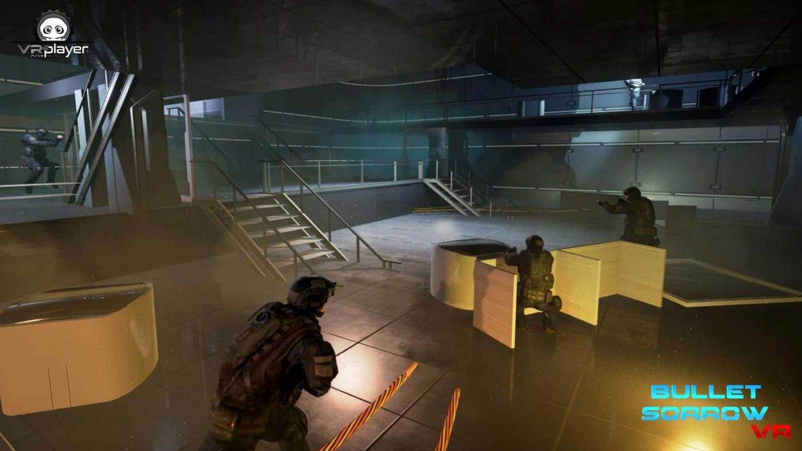 Bullet Sorrow VR test Review PSVR PlayStation VR VR4Player