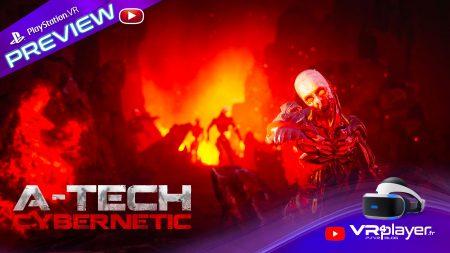 A-Tech Cybernetic sur PSVR