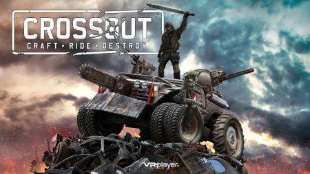 CROSSOUT - PS4 - PC - XBOX