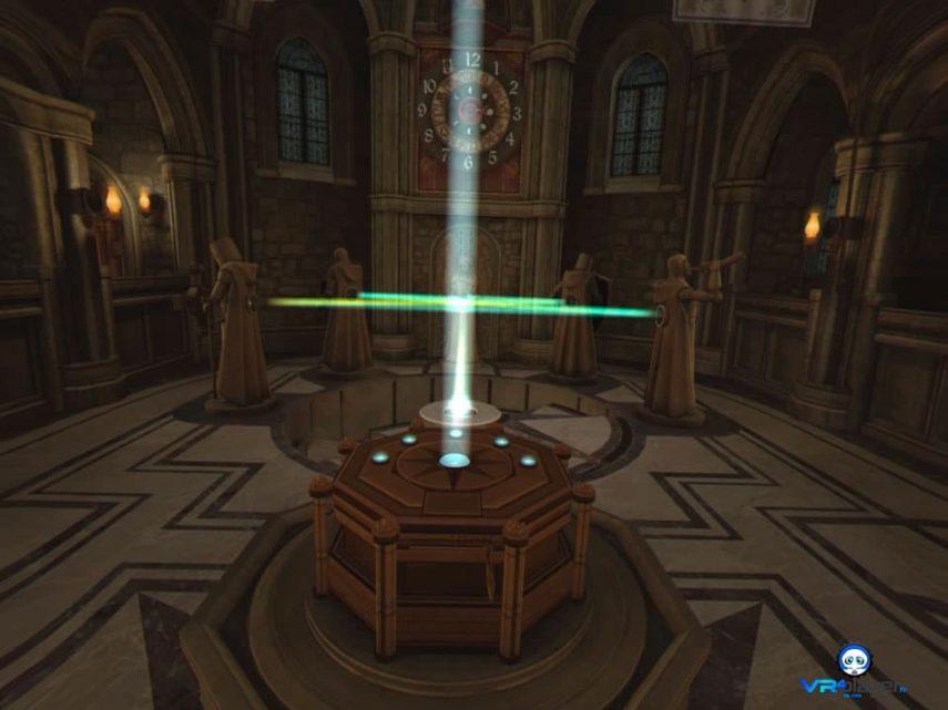 The Room VR a Dark Matter sur PSVR - VR4player.fr