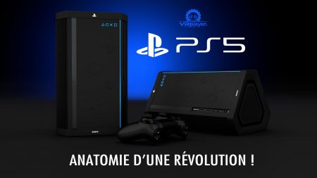 PS5, SSD, PlayStation 5 Raytracing VR4player