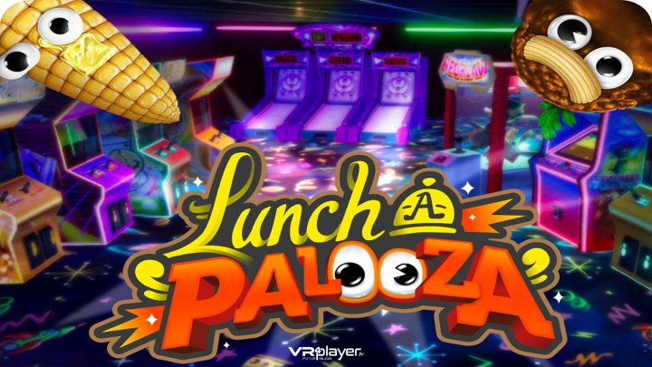 Lunch A Palooza - PS4 - Switch - Steam - Xbox