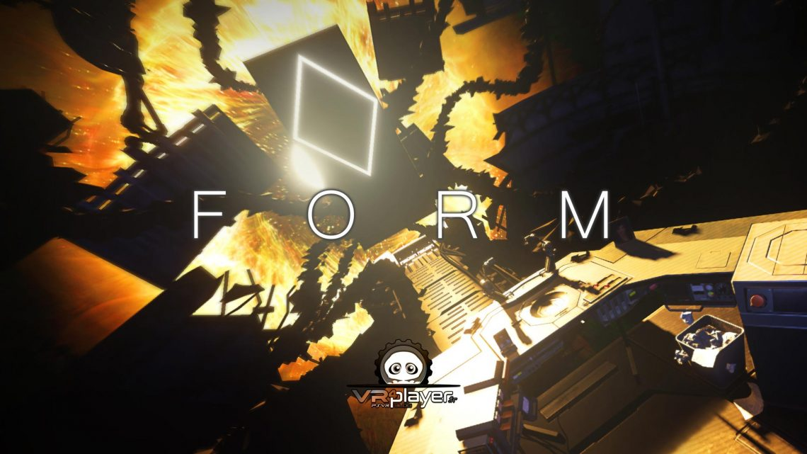 FORM PSVR PlayStation VR VR4Player