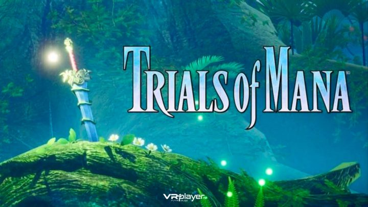 Trials of Mana - PS4, SWITCH, PlayStation 4, Steam