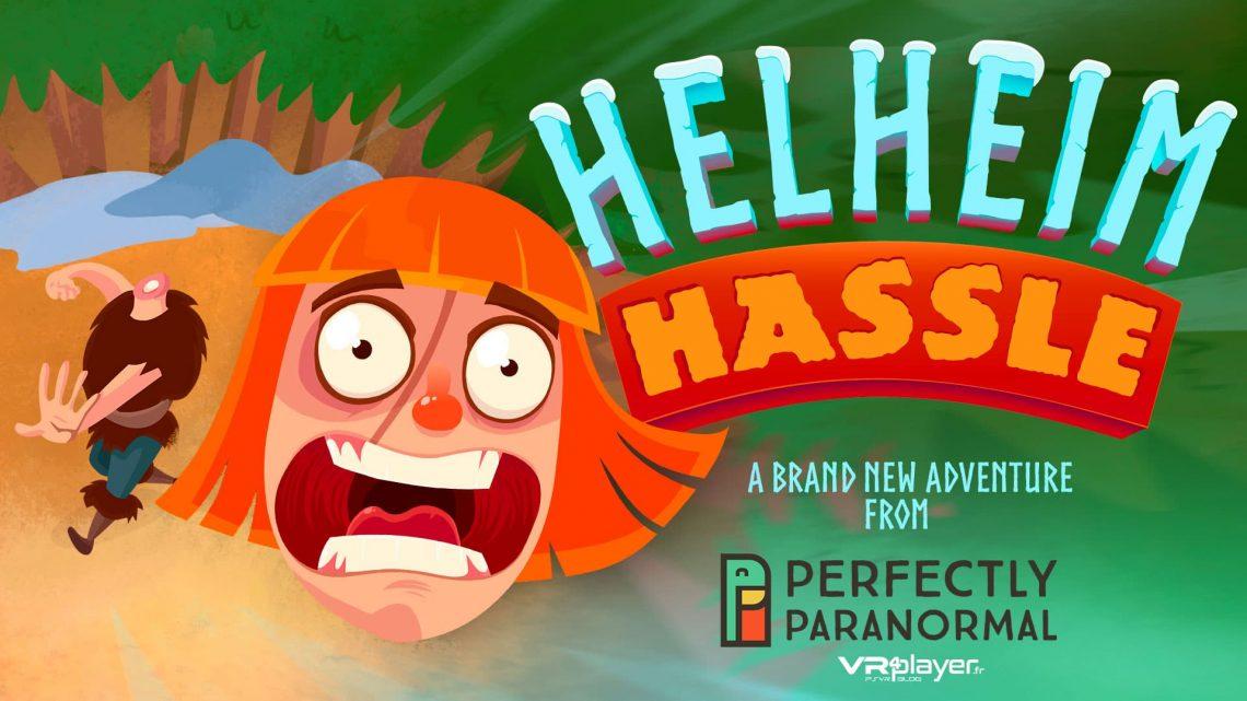 Helheim Hassle - ps4 - switch - pc